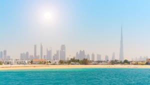 Dubaj - najnowocześniejsze miejsce świata