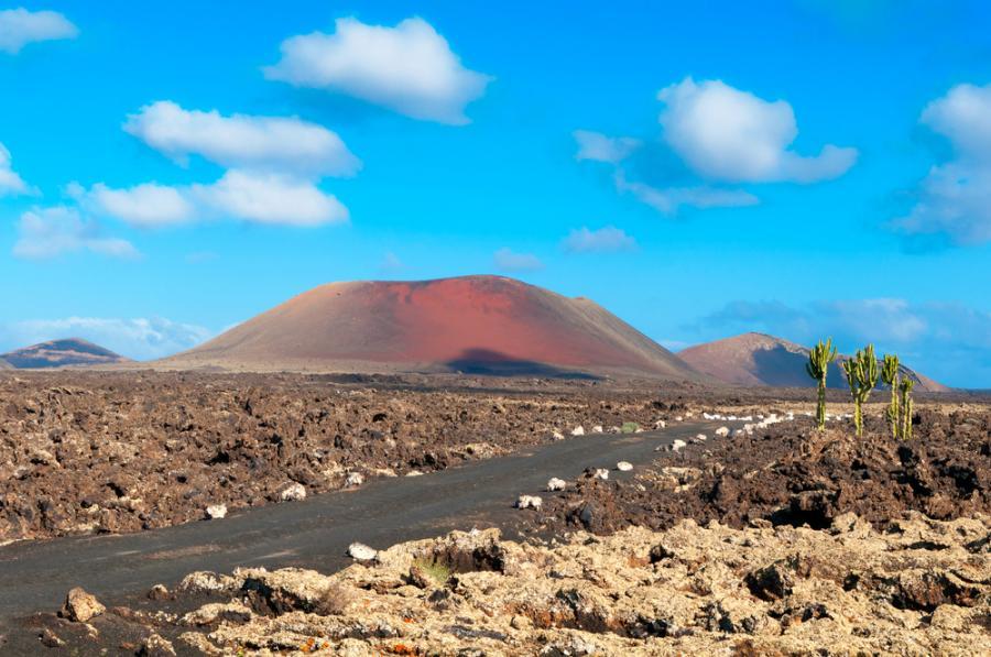 Wulkaniczne Lanzarote